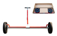 OPBS601 Trolley with solid puncture proof wheel